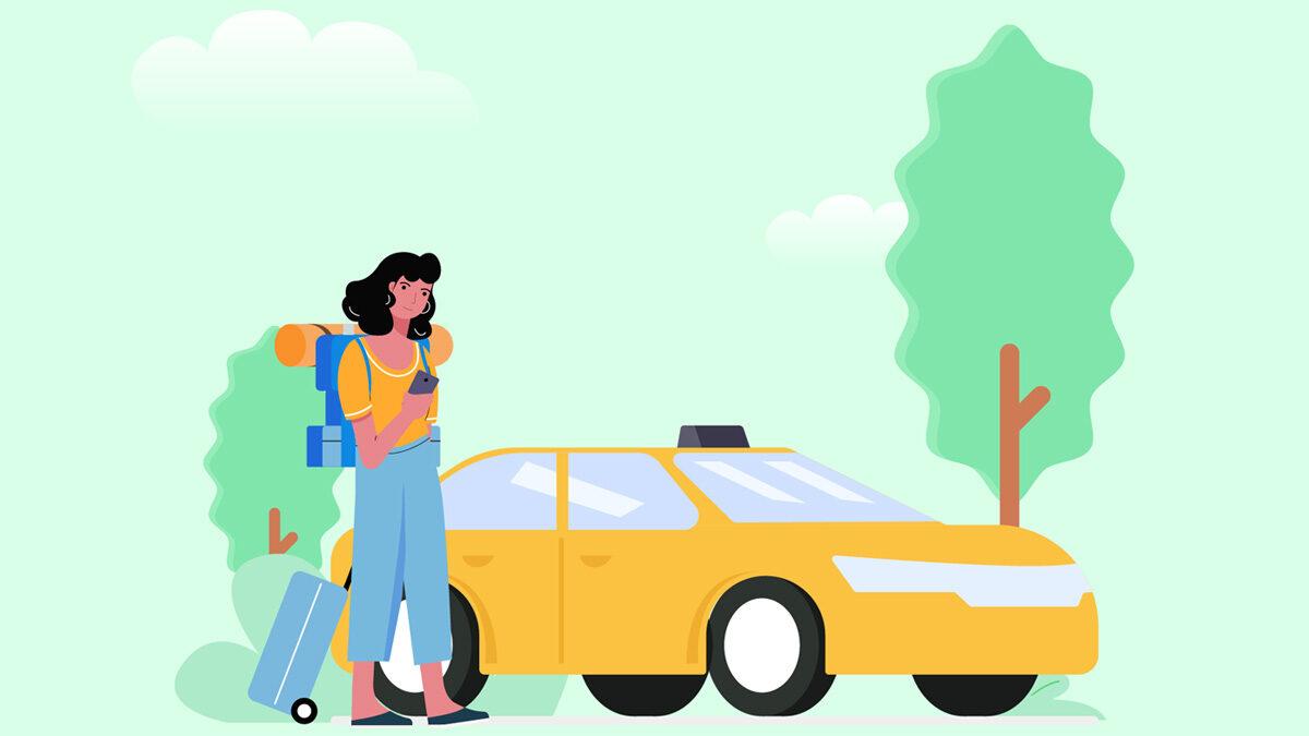 How to make an app like Uber?